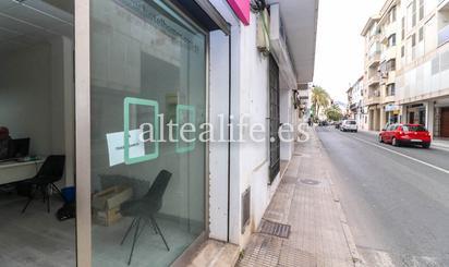 Local de alquiler en Calle de la Mar, Altea ciudad