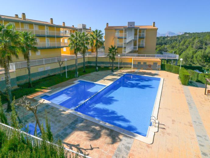 Foto 1 de Apartamento en Altea la Vella