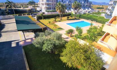 Pisos de alquiler con terraza en Playa San Fernando, Valencia