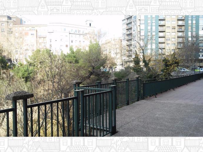 piso en zaragoza capital en centro en paseo gran via