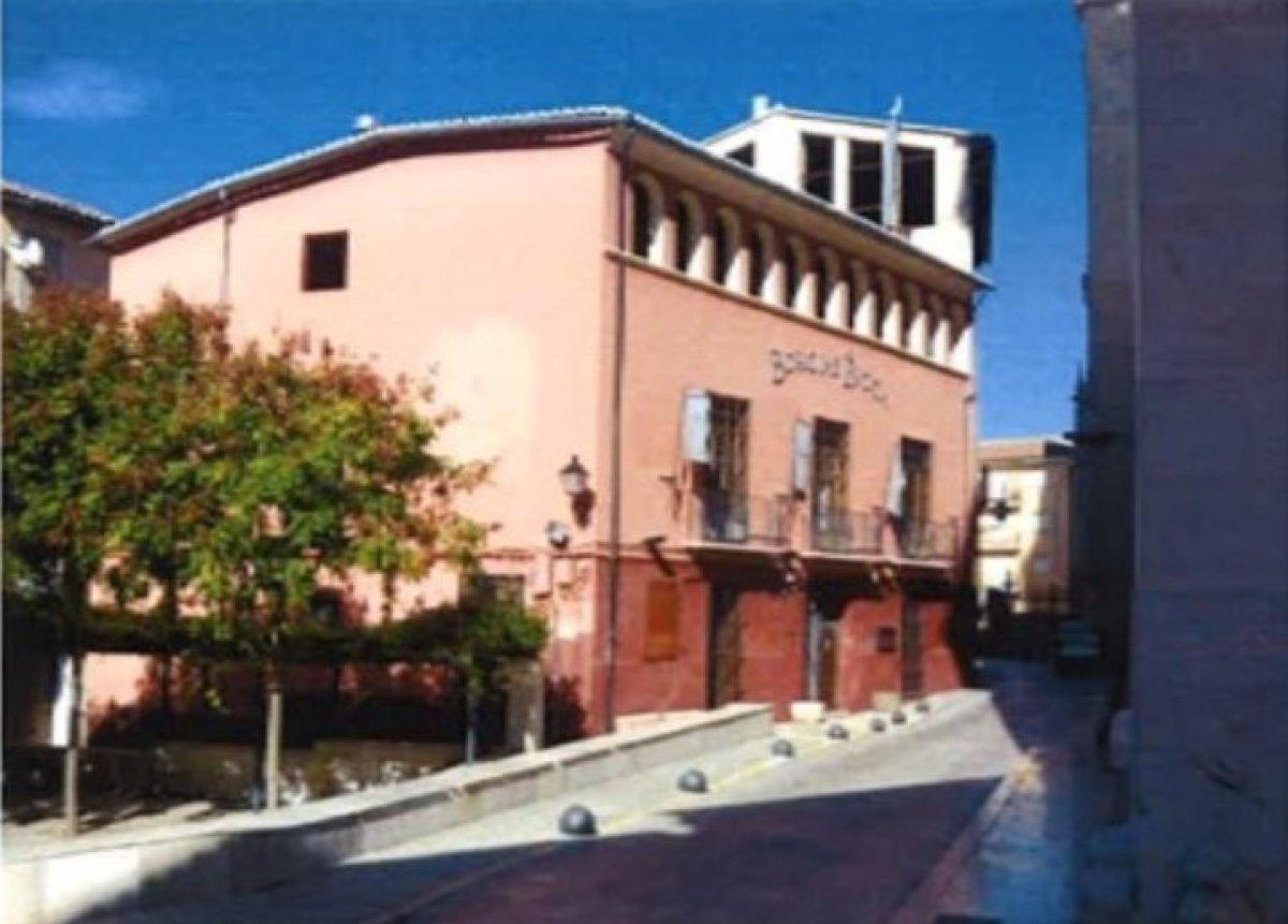 Edifici  Calle abad pla. Edificio para negocio o casa de lujo, xativa, valencia
