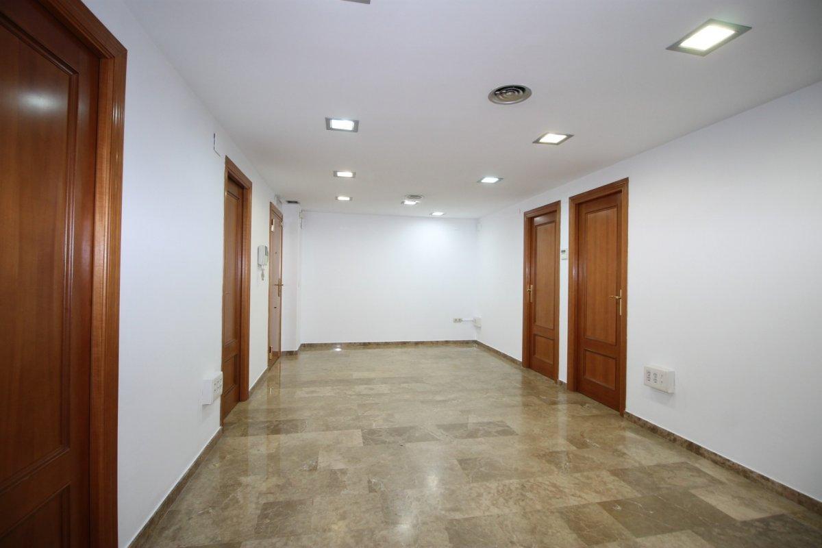 Lloguer Oficina  Avenida francia, 18. Magnifica oficina exclusiva de  133m2 , en avda francia, todo ex