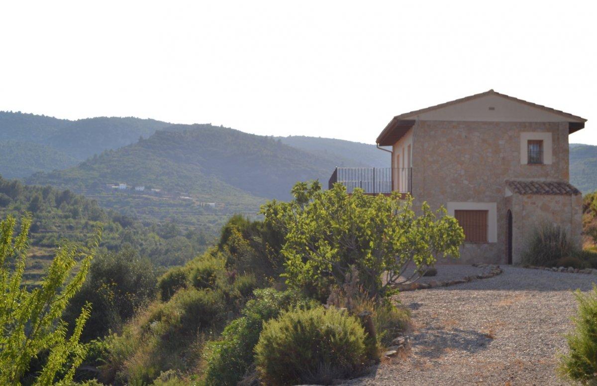 Casa  Poligono 9, 284. Una vida rodeados de naturaleza y silencio