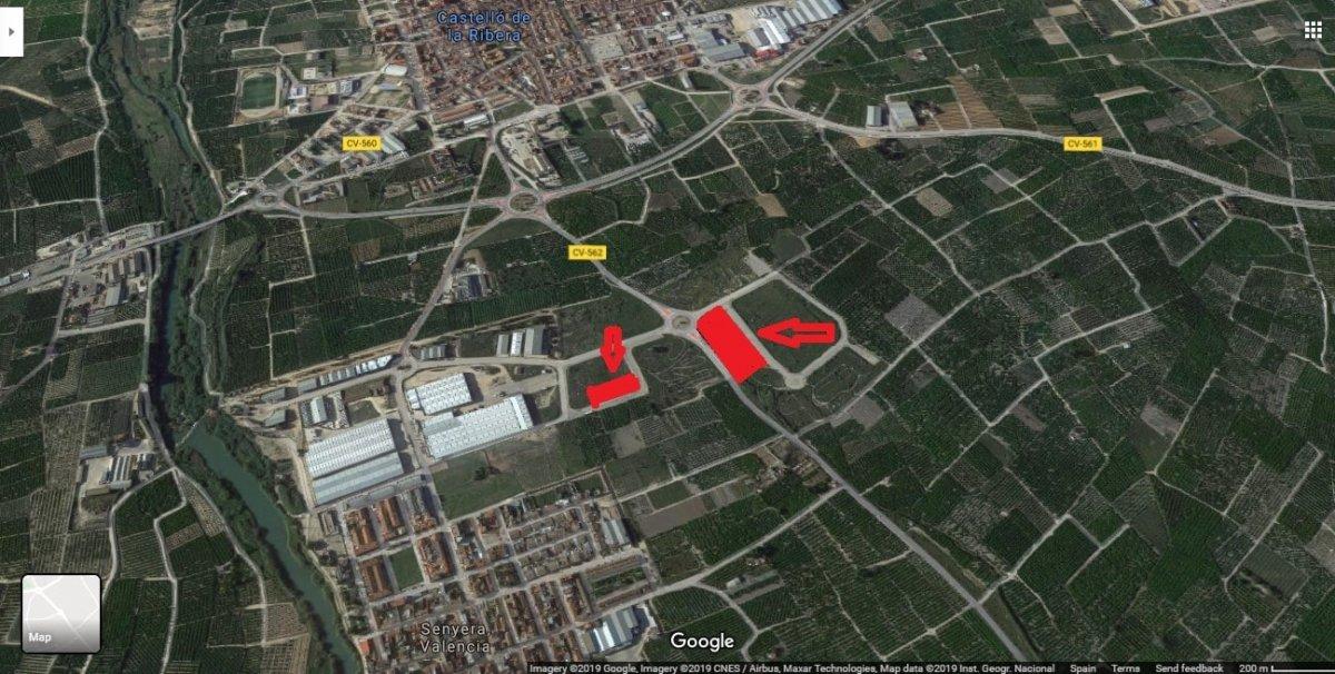 Solar urbano  Calle suhi-3 ampliac.pol.indust, 10. Estupendo solar urbano industrial en inmejorable ubicación!