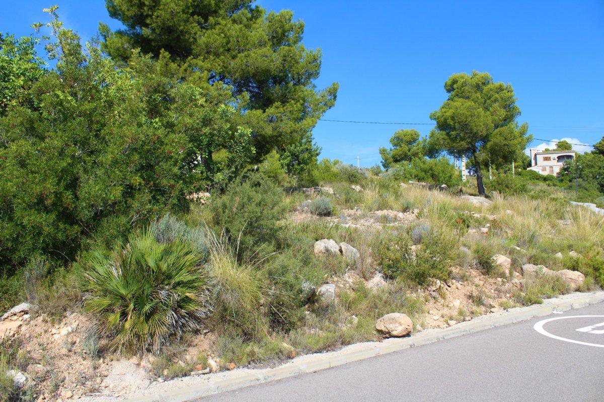 Terrain urbain  Calle senyera lloma, 7. Construye la casa de tus sueños en un parque natural!!