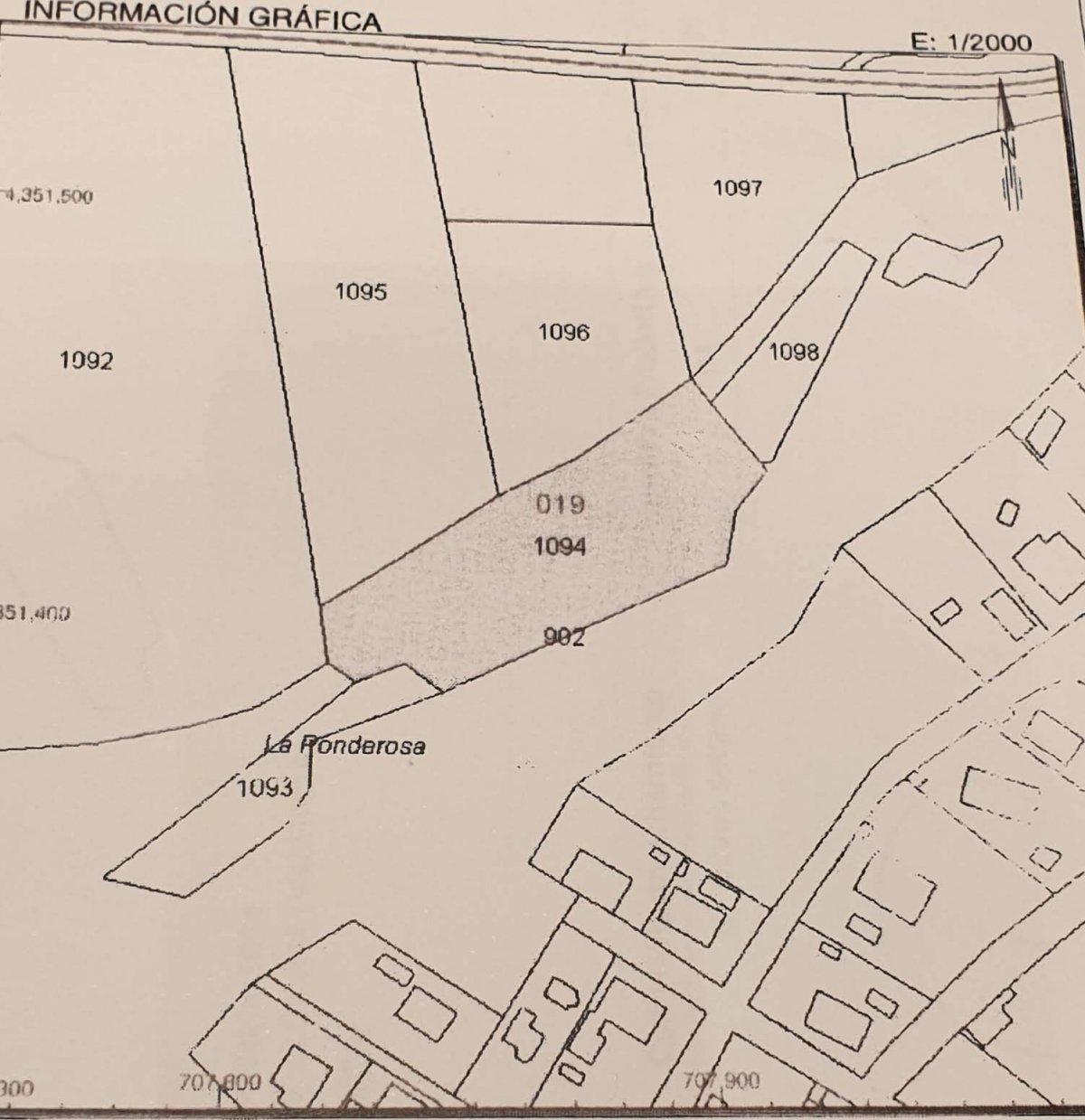 Terrain urbain  Sector poligono 19 parcela 1094, 1094. Oportunidad para urbanizar muy muy económica.