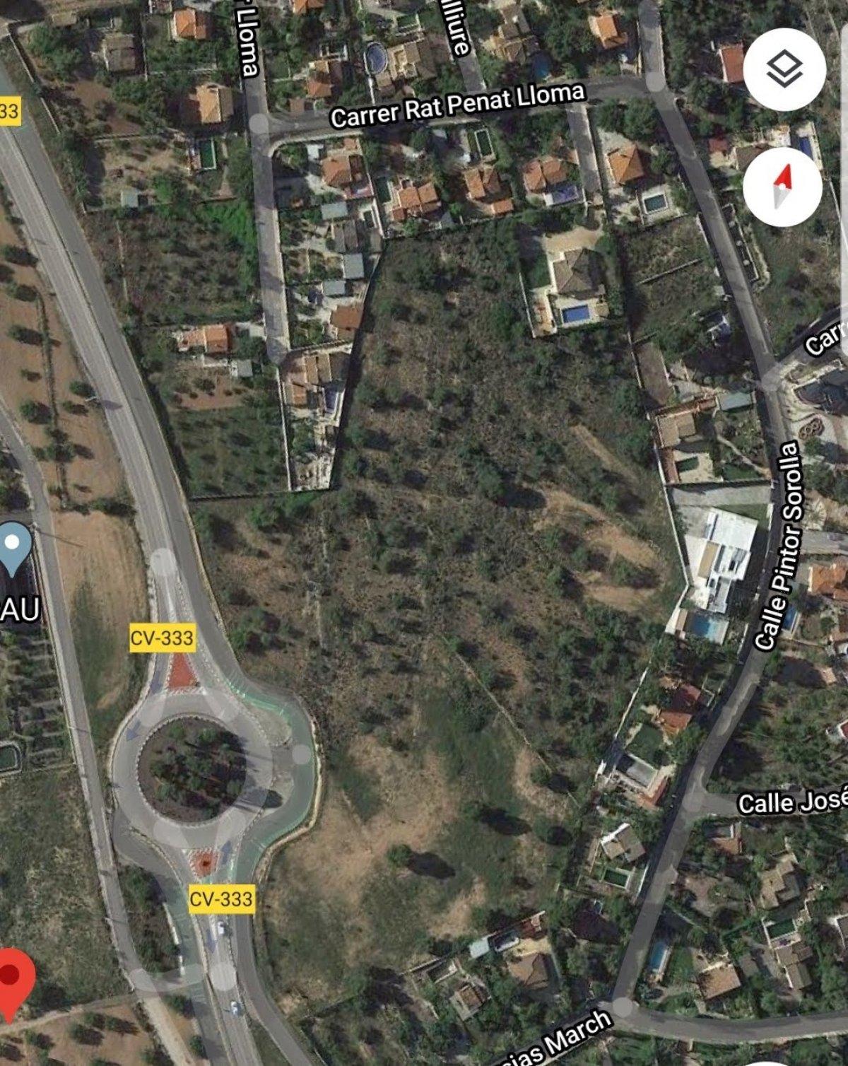 Terrain urbain  Sector poligono 12, 553. Oportunidad de comprar terreno en proyección urbanística