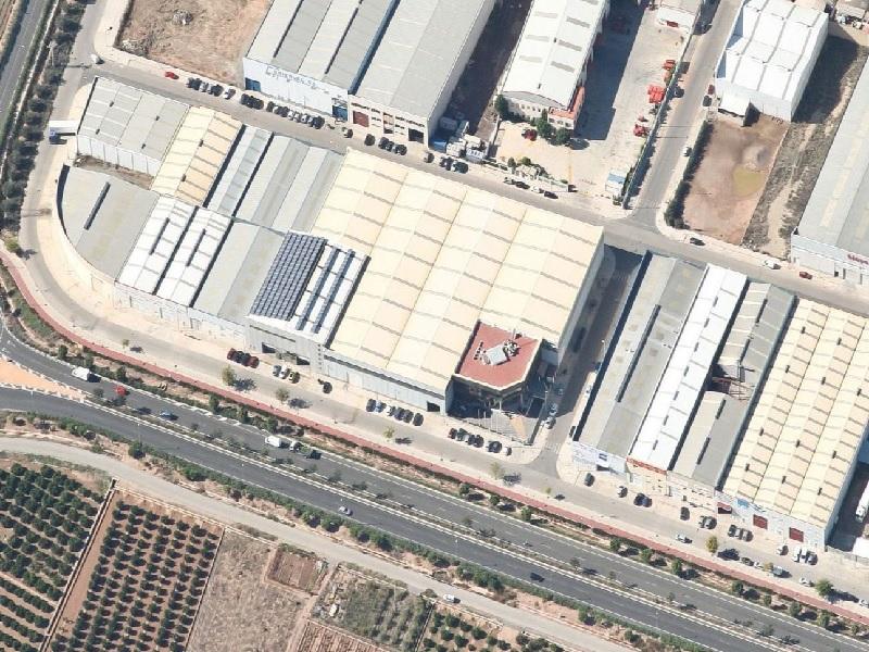 Nau industrial  Calle luis santangel. Nave industrial en pol. ind. torruberro