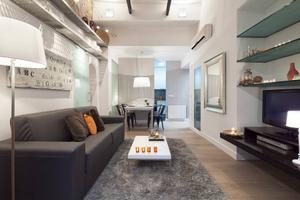 Apartamento en Alquiler en Barcelona ,el Gòtic / Ciutat Vella