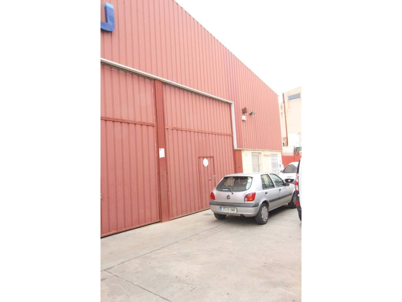 Capannone industriale  Calle celleters. Superficie total 283 m², nave industrial superficie útil 283 m²,