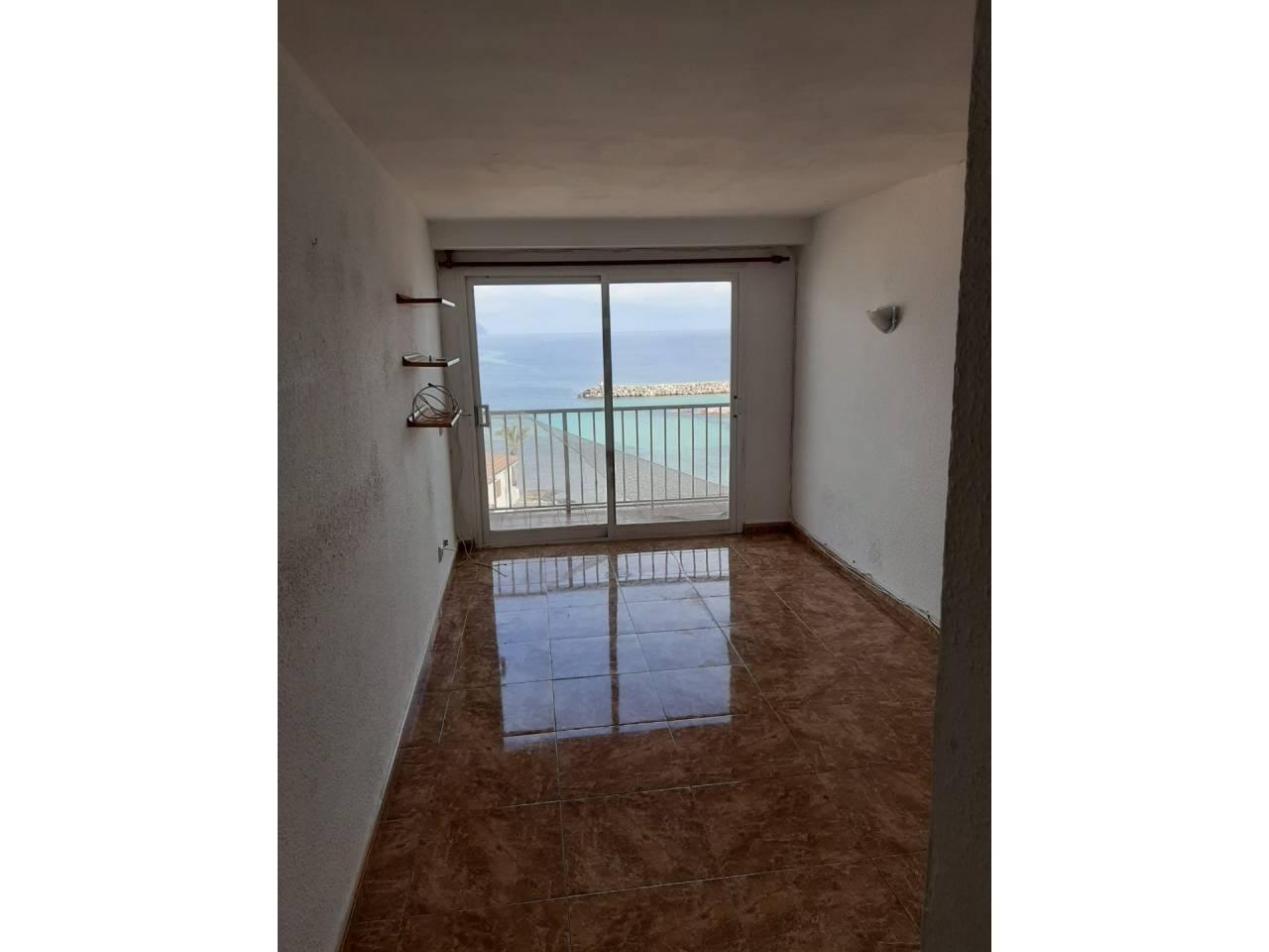 Affitto Appartamento  Ca´n picafort. Piso con vistas al mar de una habitacion doble con armario empor