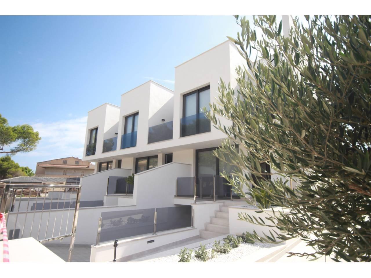 Location Maison  Urbanización las gaviotas. Chalet adosado de nueva construcción a estrenar en la zona de so