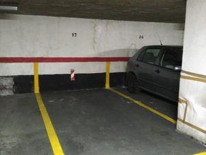 Alquiler parking en chamber madrid capital fotocasa for Alquiler garaje chamberi