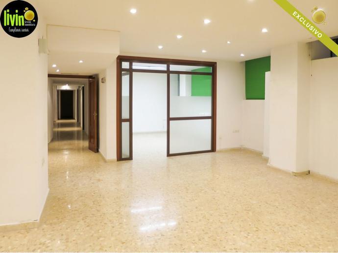 Oficina En Jaen Capital En Centro San Ildefonso La Alameda En