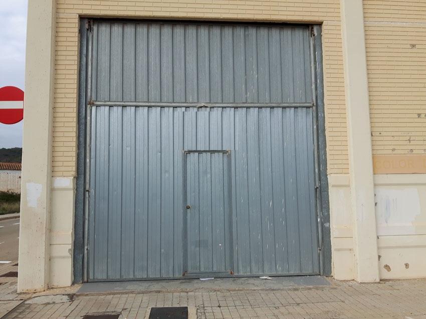 Nave Industrial en venta en La Vall d'Uixó