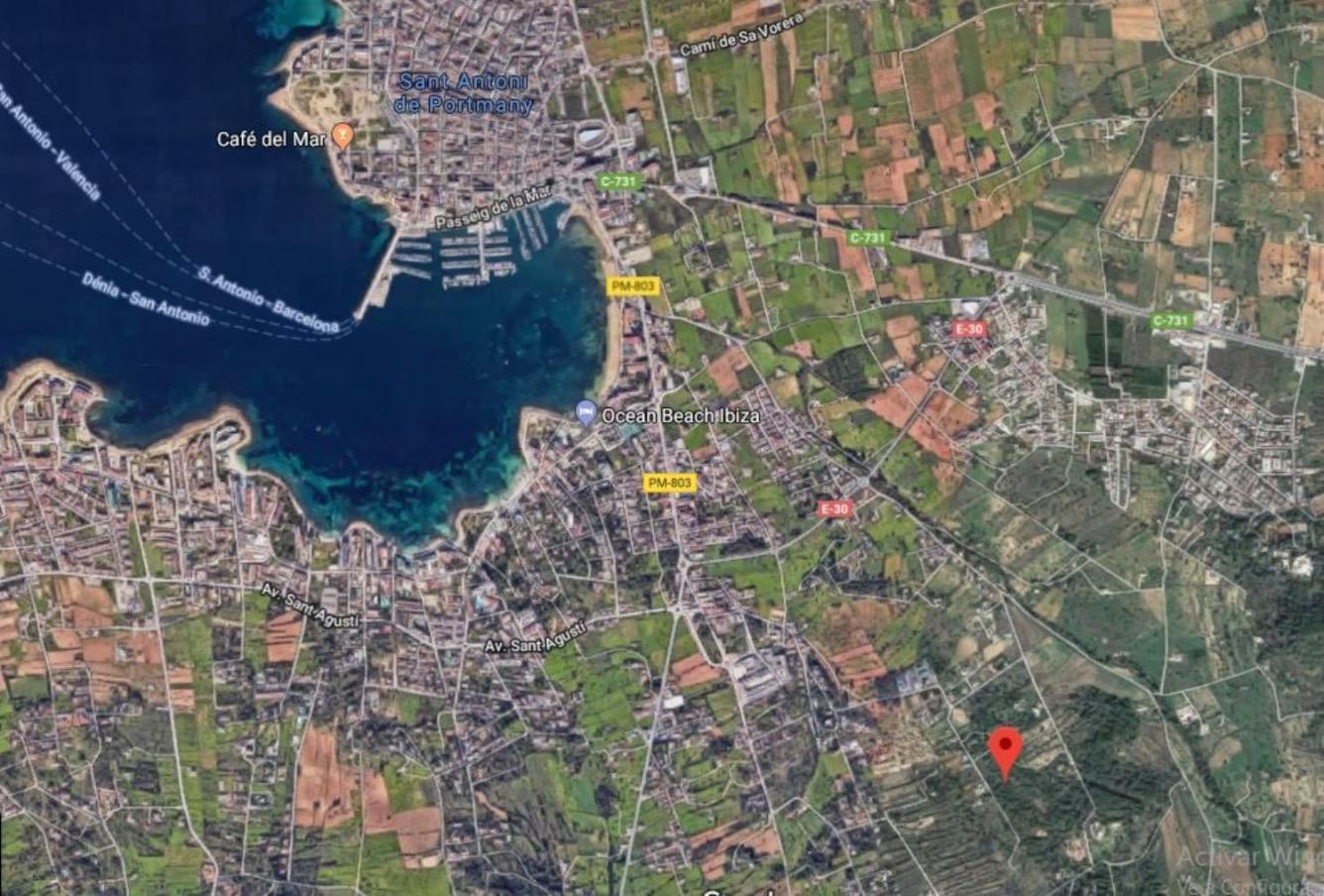Urban plot  Sant antoni de portmany, zona de - Sant Antoni de Portmany