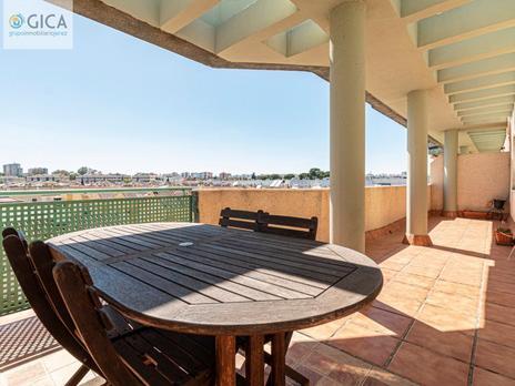 Penthouses zum verkauf möbliert in Campiña de Jerez