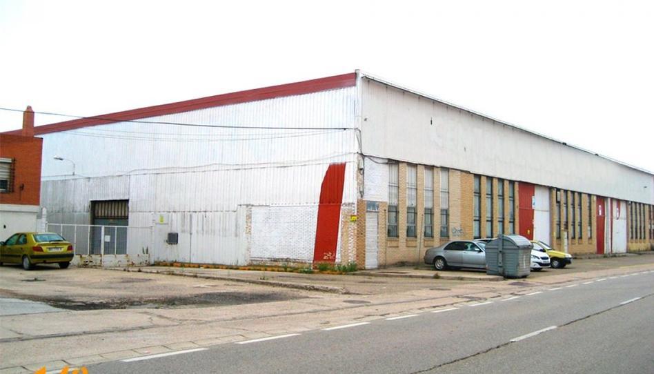 Foto 1 de Nave industrial en venta en Villagonzalo Pedernales, Burgos