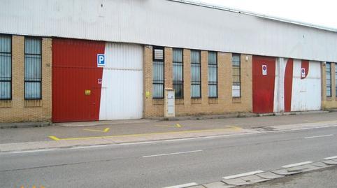 Foto 2 de Nave industrial en venta en Villagonzalo Pedernales, Burgos
