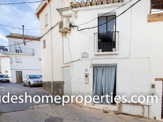 Foto 2 de Casa o chalet en venta en Calle Zoraba, 3 Albuñuelas, Granada