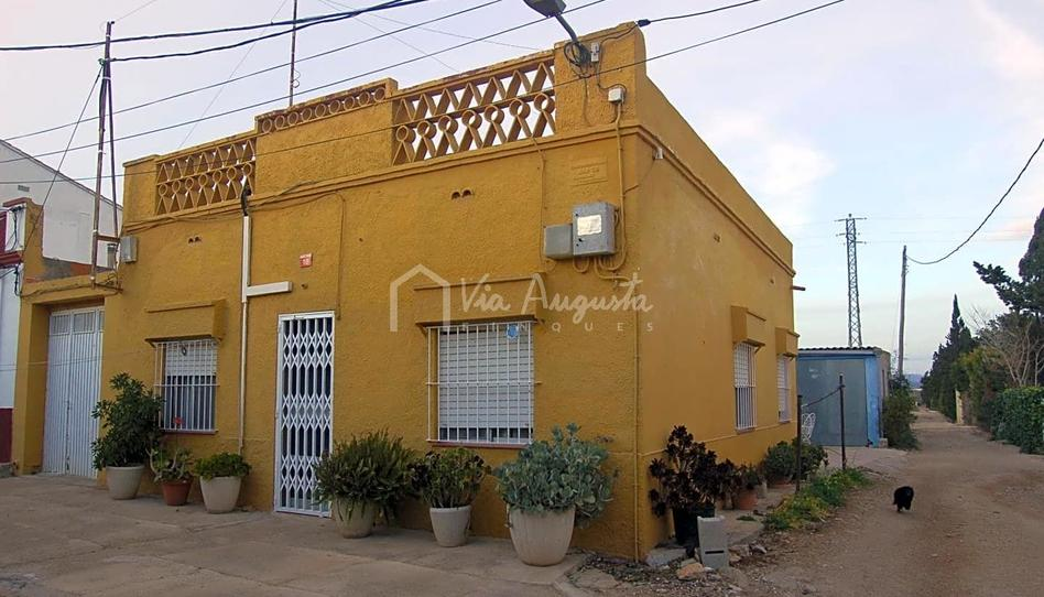 Foto 1 de Casa o chalet en venta en Diseminats Camarles, Tarragona