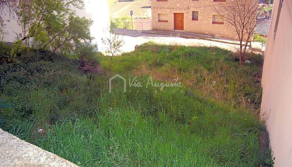 Foto 1 de Terreno en venta en Calle Carrer Maragall Horta de Sant Joan, Tarragona