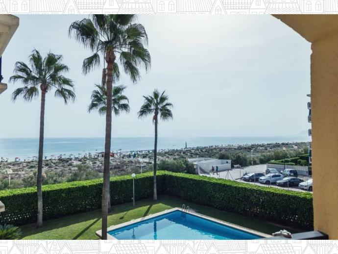 Foto 3 de Apartamento en Daimus ,1ª Linea Playa Daimus / Daimús