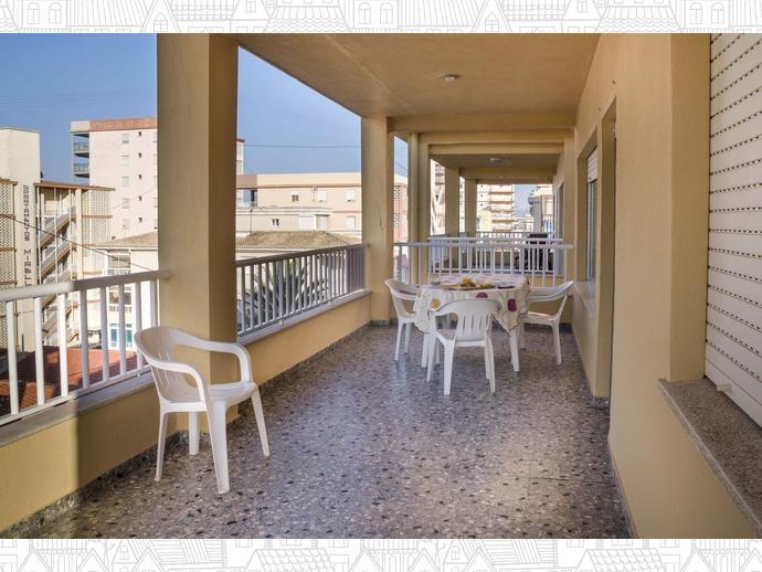 Foto 3 de Apartamento en Bellreguard ,2ª Linea Playa De Bellreguard / Bellreguard