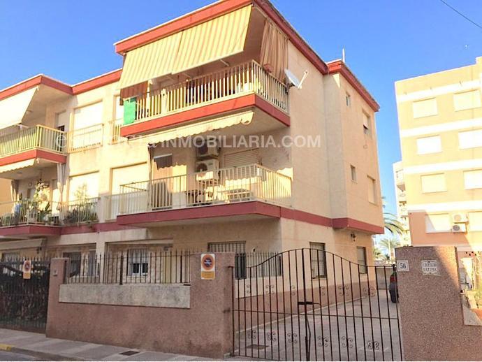 Foto 1 de Apartamento en Daimus ,4ª Linea De Playa Daimus / Daimús