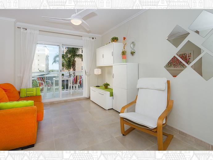 Foto 1 de Apartamento en Daimus ,2º Linea De Playa De Daimuz / Daimús