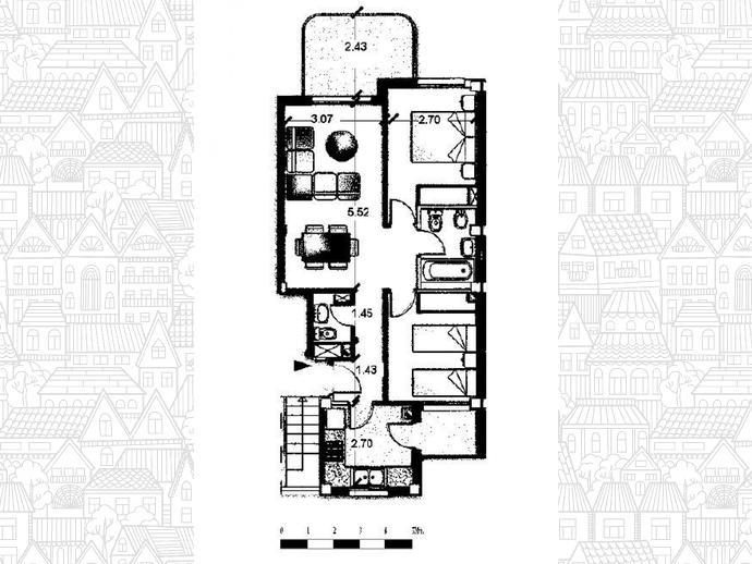 Foto 3 de Apartamento en  Marenys / Miramar