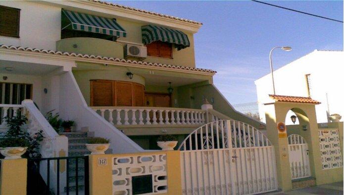 Casa adosada en venta en Daimús