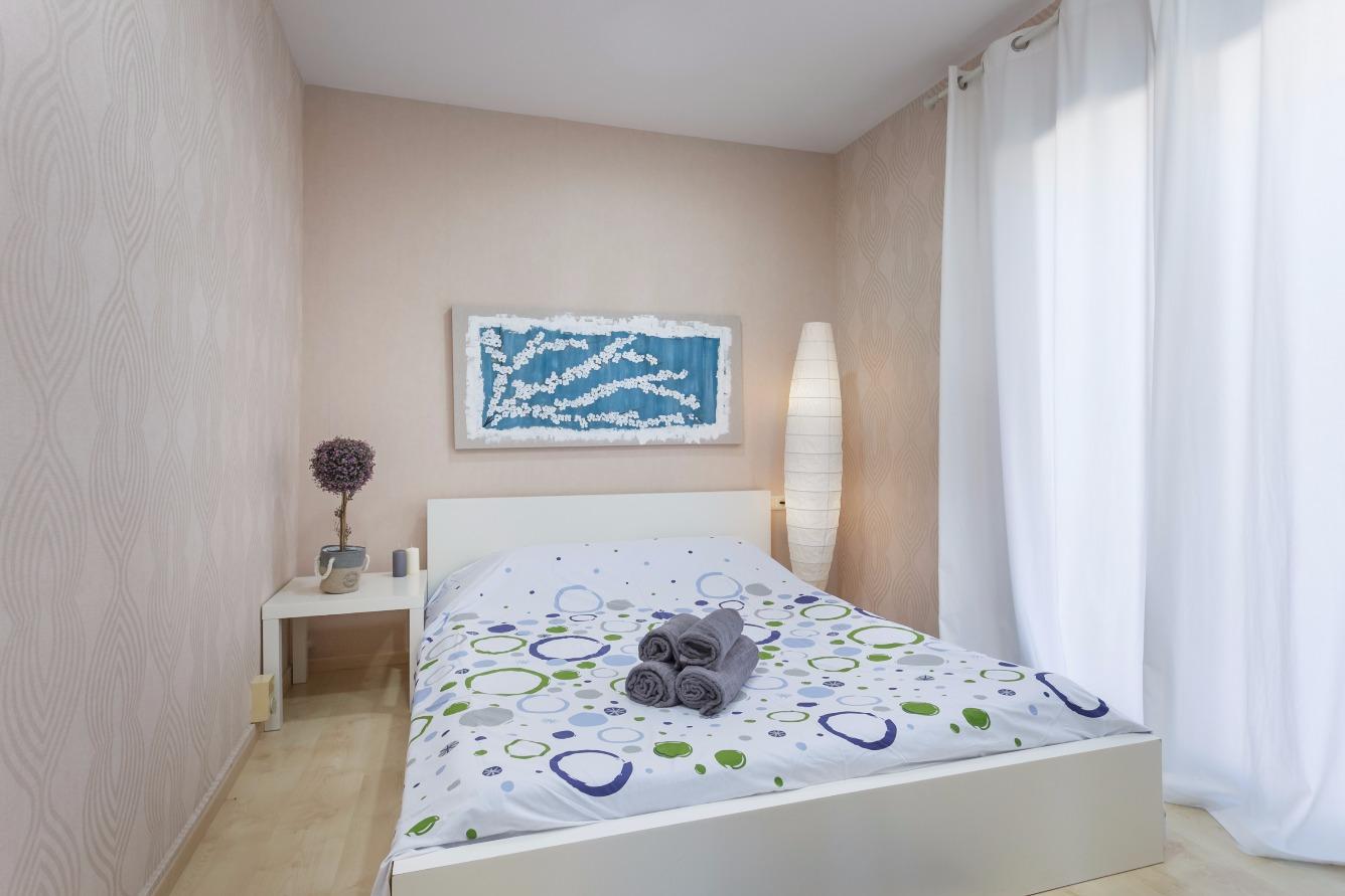 Saisonmiete Etagenwohnung  Calle del puerto, 4. Apartamento de 3 habitaciones 1 baño 1 aseo 1 cocina 1 comedor
