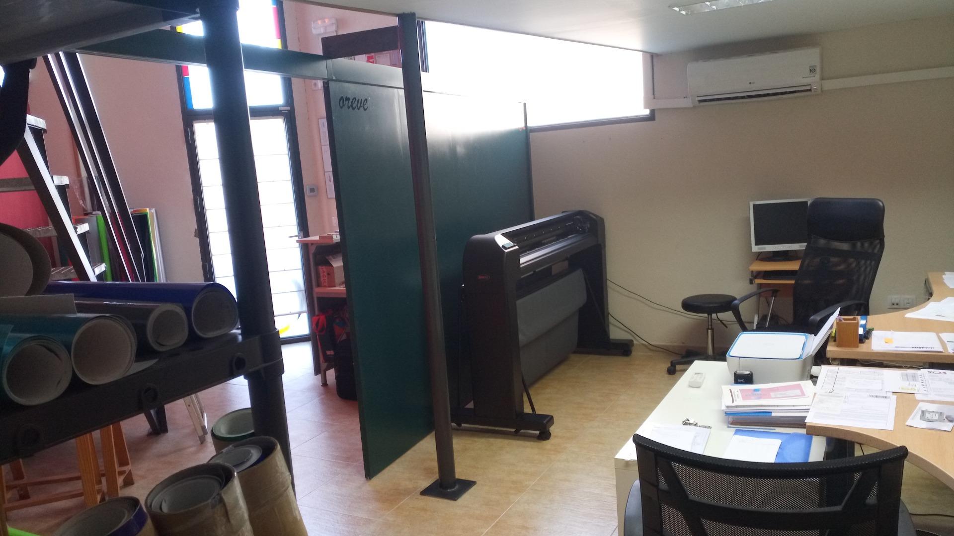 Rent Business premise  Garrigues - les borges blanques. Local en lloguer a les borges blanques de 55 m2 de superficie co