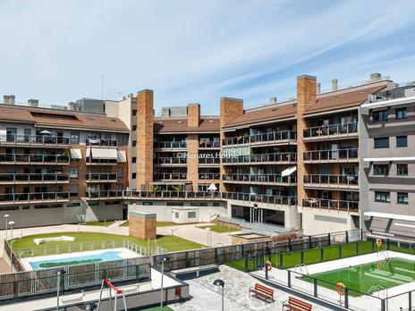 Pisos de alquiler con parking en Alcalá de Henares