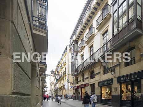 Pisos en venta con calefacción en Donostia - San Sebastián