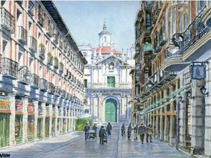 Áticos de alquiler en Valladolid Capital