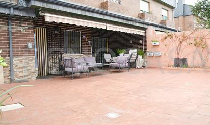 Casas en venta con terraza en Fuenlabrada