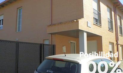 Casa adosada en venta en De la Tejería, Mediana de Aragón
