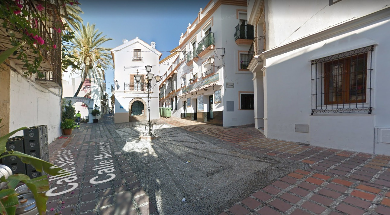 Local comercial en traspaso en Casco Antiguo