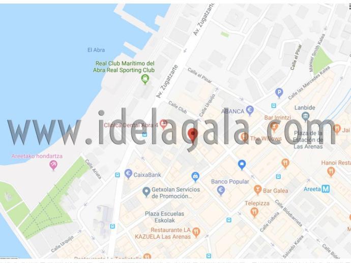 Foto 2 de Piso en Calle Iturrigorri / Las Arenas, Getxo