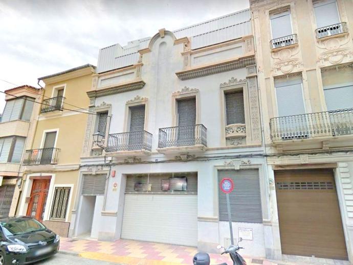 Foto 1 de Garaje de alquiler en Cervantes, 14 Pueblo de Cullera, Valencia