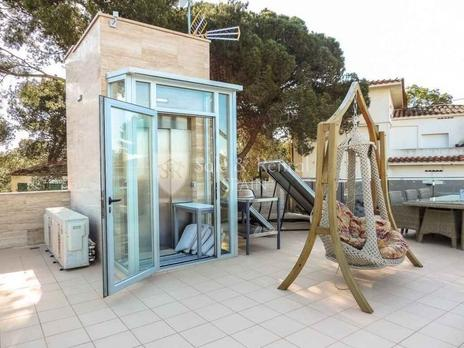Casas en venta con ascensor en España