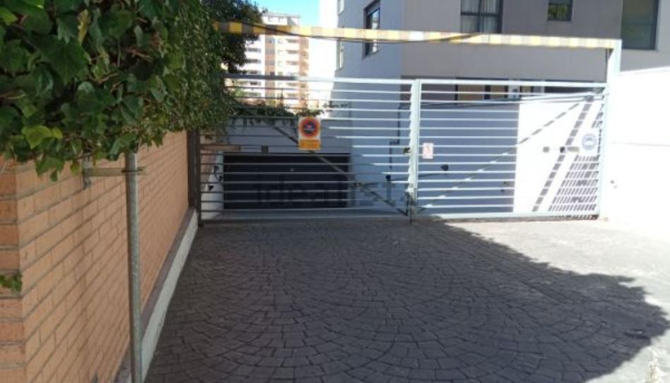Foto 1 de Garaje en venta en Calle Fuente Cisneros, 31 Parque Oeste - Fuente Cisneros, Madrid