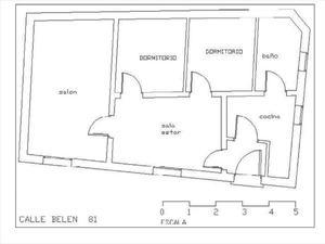 Intermediate floors for sale cheap at Cuenca Capital