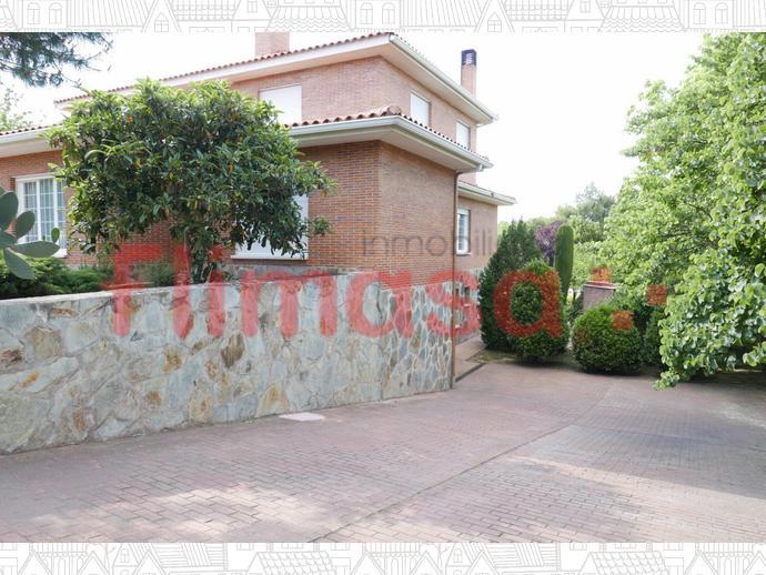 Foto 39 von Haus in Junto Ciudad Financiera Del Bsch / Casco Antiguo, Boadilla del Monte