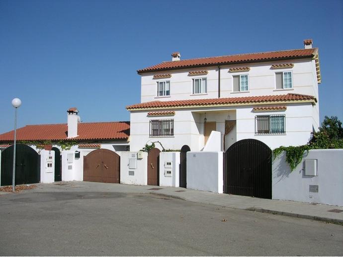 Foto 1 de Casa adosada en Sierra De Fuentes / Sierra de Fuentes