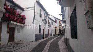 Apartamento en Alquiler en Granada Capital - Albaicín / Albaicín