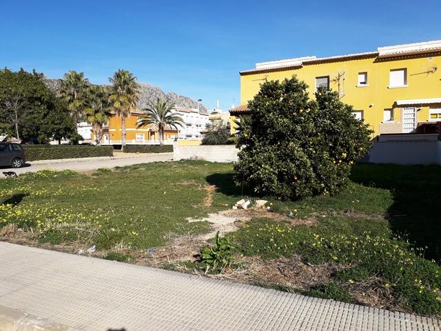 Solar urbà  Beniarbeig ,casco urbano. Parcela urbana en Beniarbeig. costa blanca