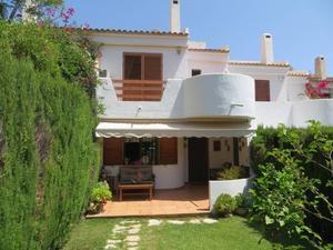 Casas adosadas en venta con terraza en Dénia